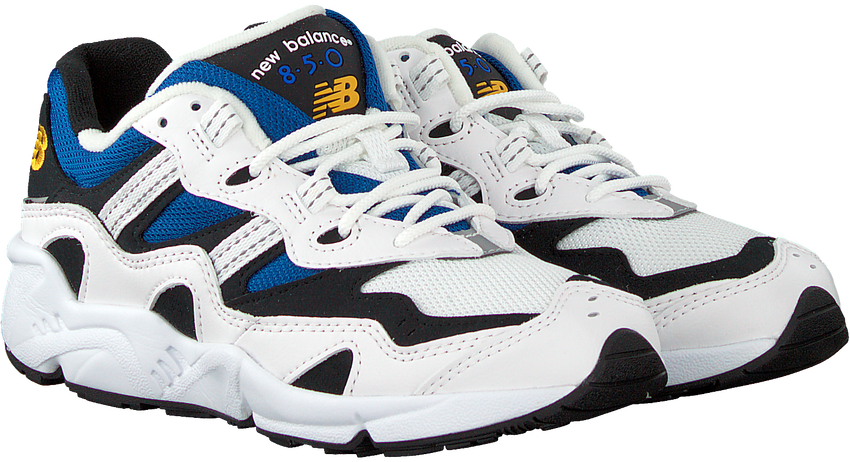 Witte NEW BALANCE Lage sneakers GC850 M  - larger