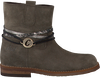 Taupe CLIC! Lange laarzen 8854  - small