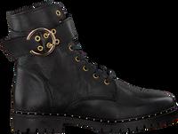 Zwarte TANGO Biker boots BEE 218  - medium
