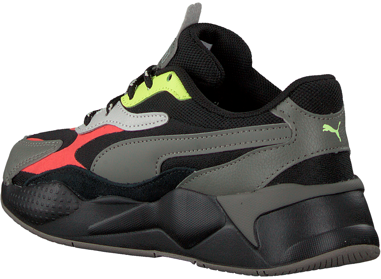 Groene PUMA Lage sneakers RS-X3 CITY ATTACK PS | Omoda