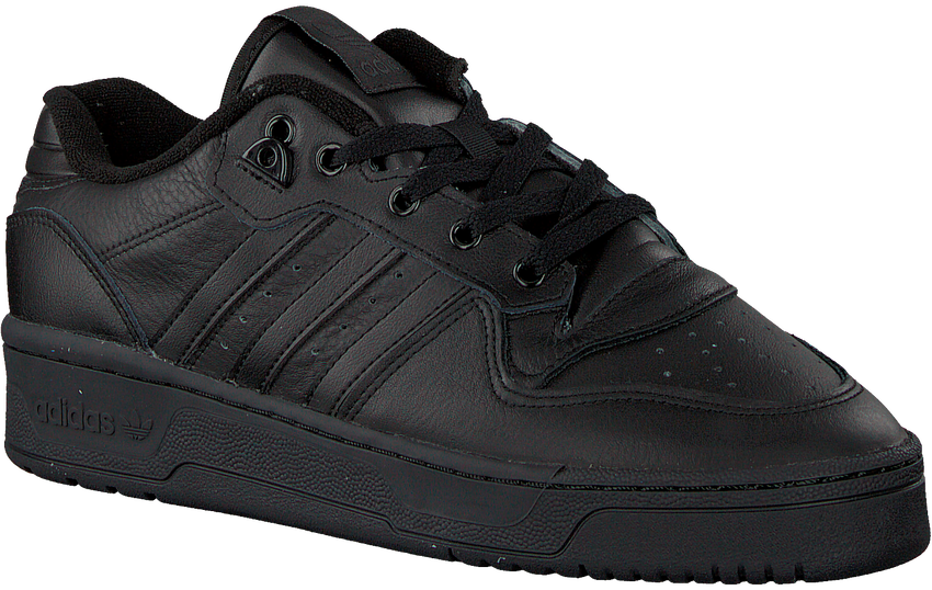 Zwarte ADIDAS Sneakers RIVALRY LOW  - larger