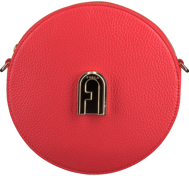 Rode FURLA Schoudertas SLEEK MINI CROSSBODY ROUND  - large