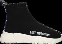 Zwarte LOVE MOSCHINO Hoge sneaker JA15343G0D  - medium