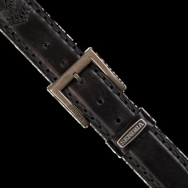 Zwarte SENDRA Riem 8535 - large