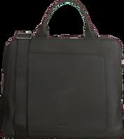 Zwarte MYOMY Laptoptas MY LOCKER BAG BUSINESS  - medium