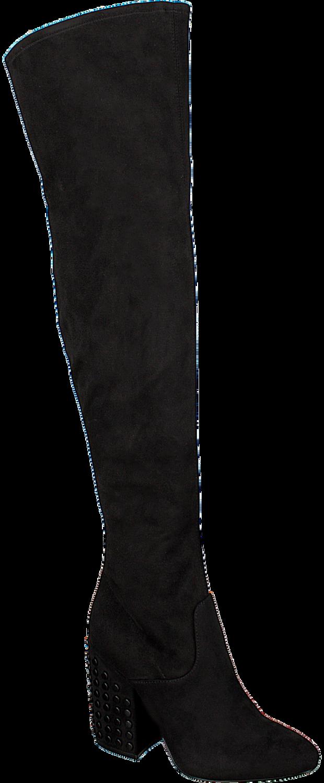 Zwarte KENDALL & KYLIE Overknee laarzen KKBRETT | Omoda