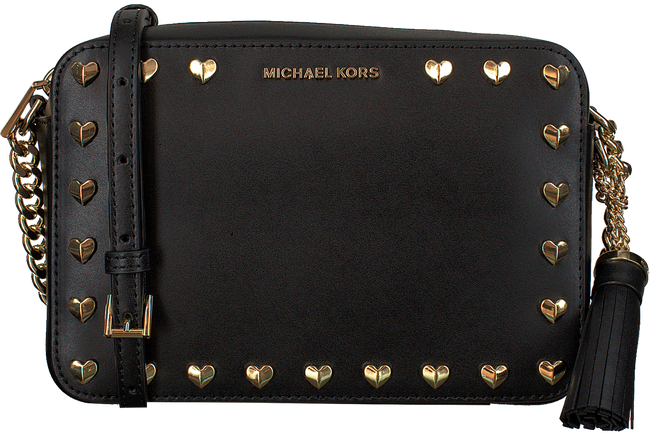 Zwarte MICHAEL KORS Schoudertas MD CAMERA BAG - large