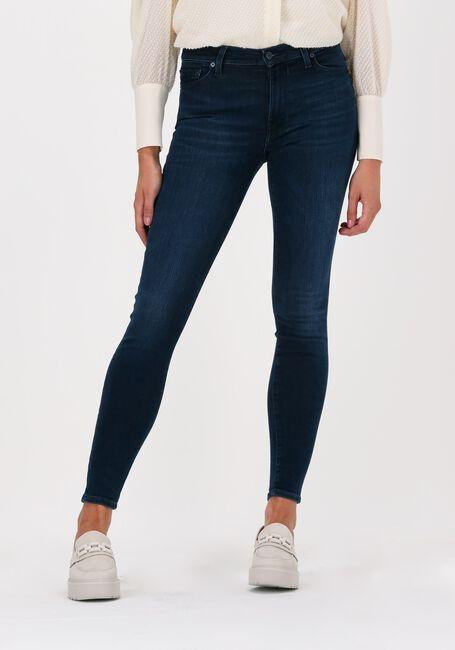 Blauwe 7 FOR ALL MANKIND Skinny jeans HW SKINNY - large