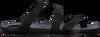 Zwarte FRED DE LA BRETONIERE Slippers 170010031  - small