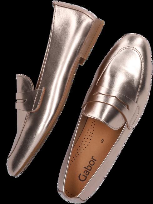 Roségouden GABOR Loafers 213 - large
