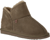 Groene WARMBAT Pantoffels WILLOW WOMEN SUEDE  - small