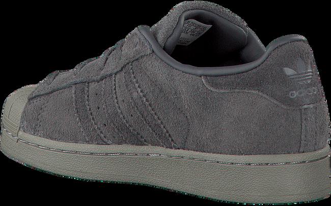 Grijze ADIDAS Sneakers SUPERSTAR C - large