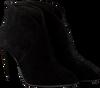 Zwarte LOLA CRUZ Enkellaarsjes 176T30BK-I18 - small