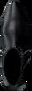 Zwarte LOLA CRUZ Enkellaarsjes BOTIN T.110 CON ELASTICO FORMA  - small