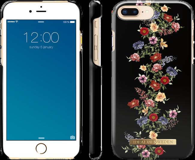 Zwarte IDEAL OF SWEDEN Telefoonhoesje CASE IPHONE 8/7/6/6S PLUS - large