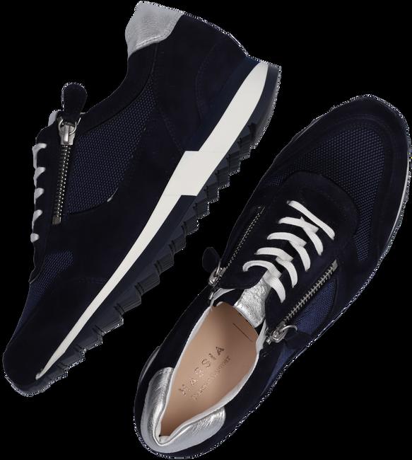Blauwe HASSIA Lage sneakers MADRID  - large