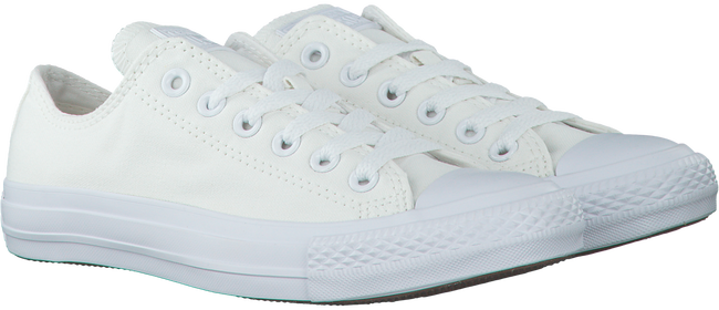 Witte CONVERSE Sneakers AS OX DAMES  - large
