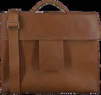 Bruine MYOMY Laptoptas MY HOME BAG BUSINESS BAG  - medium
