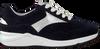 Blauwe HASSIA Lage sneakers VALENCIA  - small