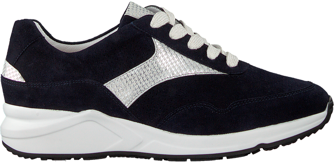 Blauwe HASSIA Lage sneakers VALENCIA  - large