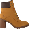 Camel TIMBERLAND Enkelboots ALLINGTON 6IN LACE - small