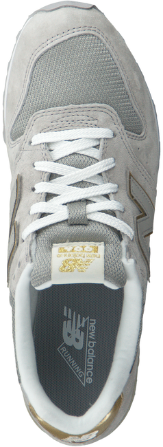Beige NEW BALANCE Sneakers WR996 WMN  - large