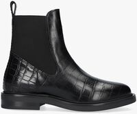 Zwarte SCOTCH & SODA Chelsea boots HAILEY BOOT  - medium