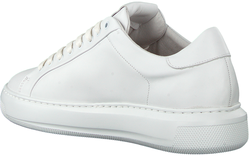 Witte BLACKSTONE Lage sneakers TW90  - larger