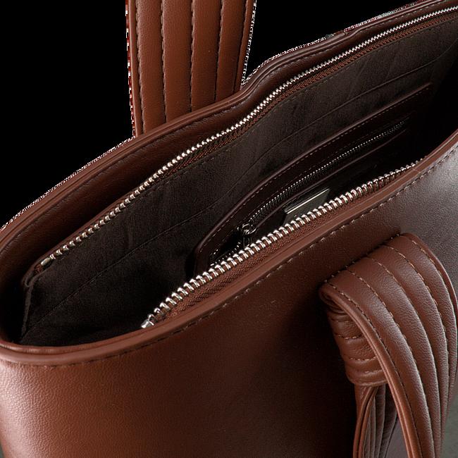 Bruine HVISK Shopper DALCA  - large