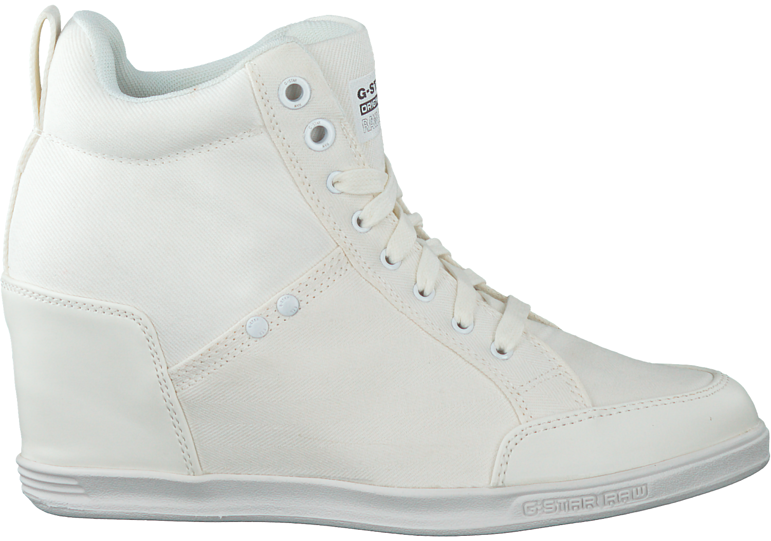 5984fe6159ec Witte G-STAR RAW Sneakers NEW LABOUR - large. Next