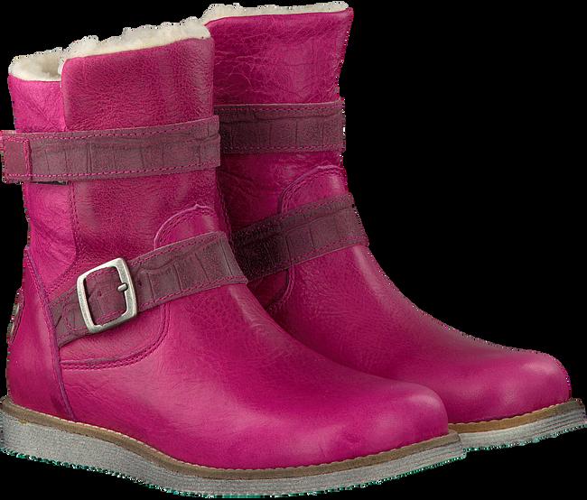 Roze KANJERS Lange laarzen 5215RP  - large