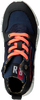 Blauwe RED RAG Sneakers 15539 - small
