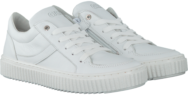Witte GIGA Sneakers 8371  - large