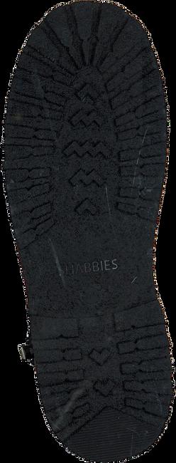 Zwarte SHABBIES Enkellaarsjes 181020149 - large