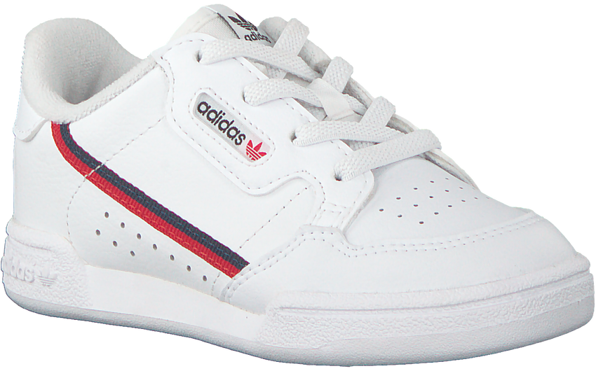 Witte ADIDAS Sneakers CONTINENTAL 80 I  - larger