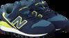 Blauwe NEW BALANCE Sneakers KV996  - small