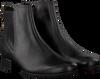 Zwarte GABOR Enkellaarsjes 716  - small