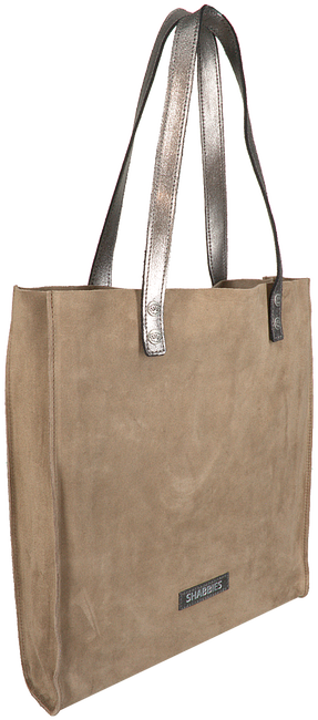 Taupe SHABBIES Shopper SHOPPER M 282020014 - large