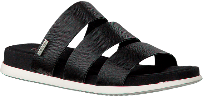 Zwarte CALVIN KLEIN Slippers DALANA - large
