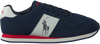 Blauwe POLO RALPH LAUREN Lage sneakers BIG PONY JOGGER  - small