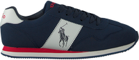 Blauwe POLO RALPH LAUREN Lage sneakers BIG PONY JOGGER  - medium