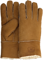 Cognac WARMBAT Handschoenen GLOVES WOMEN  - medium