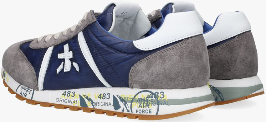 Blauwe PREMIATA Sneakers LUCY  - larger