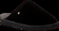 Zwarte WARMBAT Pantoffels CLASSIC  - medium