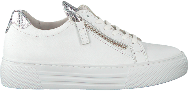 Witte GABOR Sneakers 468 - large