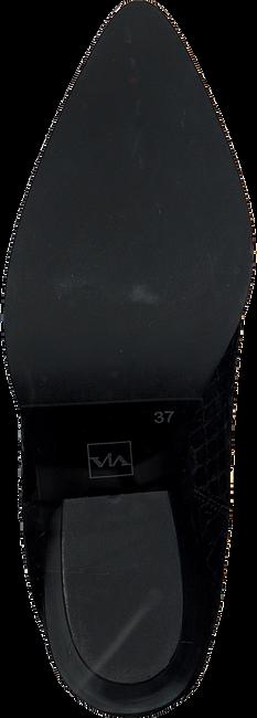 Zwarte VIA VAI Enkellaarsjes 5202079  - large