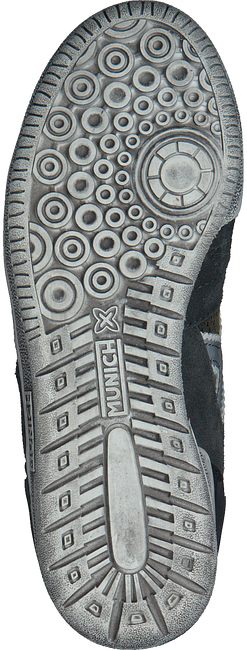 Groene MUNICH Hoge sneaker G3 BOOT  - large