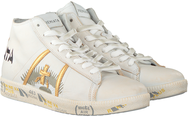 Witte PREMIATA Sneakers TAYLD  - large