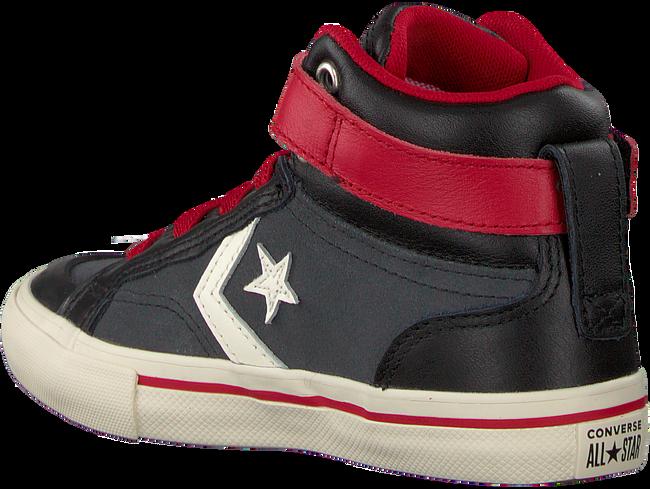 Grijze CONVERSE Sneakers PRO BLAZE STRAP HI KIDS - large