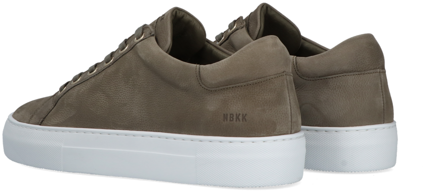 Groene NUBIKK Lage sneakers JAGGER PURE FRESH  - larger